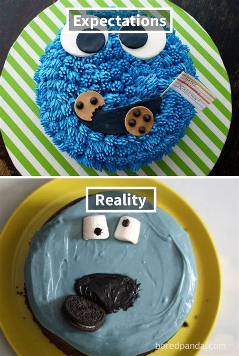Expectations Vs Reality: 30 Of The Worst Cake Fails Ever