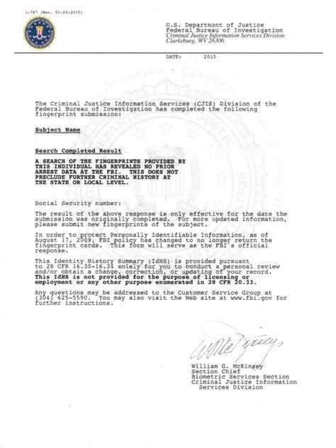 fbi criminal background check apostille elite documents