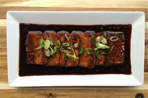Blackstrap Tofu  La Cuisine De Jeanphilippe