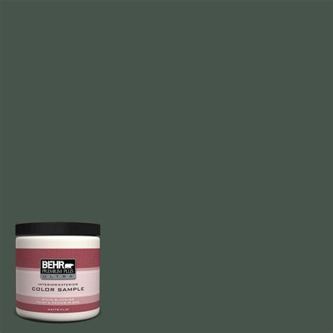 behr premium plus ultra 8 oz 460f 7 hazel woods matte