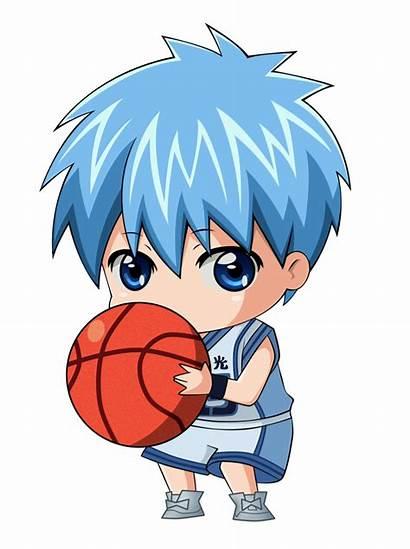 Chibi Kuroko Basketball Basket Manga Anime Tetsuya