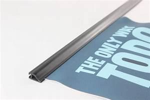 80cm POP banner clips rod poster hanger sign paper clip