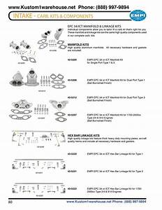 9 Best Images Of Vw Dual Carburetor Diagram