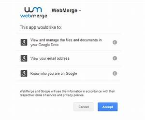 send your documents to google drive webmerge With google drive send documents