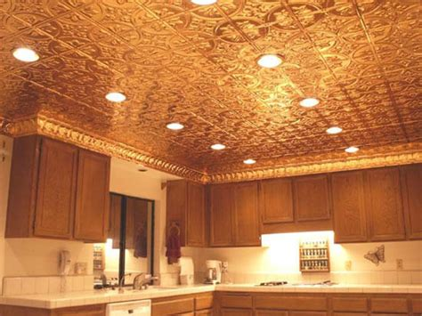 decorative ceiling tiles  kitchens kitchen photo