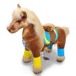 Spielzeug Pferd Mit Rollen