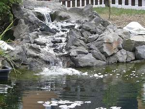 Gartenteich Mit Wasserfall : gartenteich teich246 ~ Orissabook.com Haus und Dekorationen