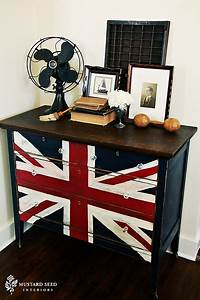 130 best images about union jack home goods on pinterest With home goods painted furniture
