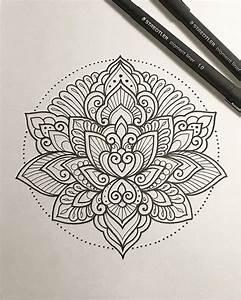 Lotus. #tattoo #tattoodesign #tattooart #art #design # ...