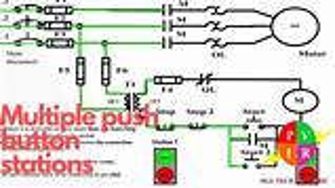 Start Stop Parallel Wiring Diagram