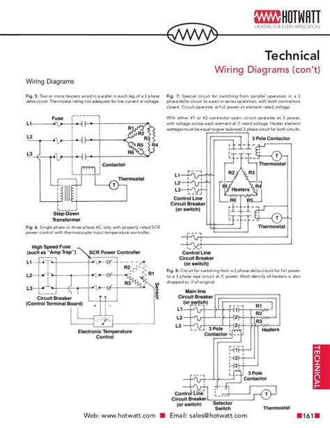 Element In Series Wiring Diagram by Electric Heating Element Technical Reference Guide