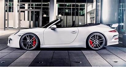 911 Gts Techart Porsche Rear System Noselift