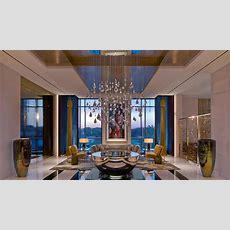 Famous Interior Designers Adam Tihany  Tihany Designs