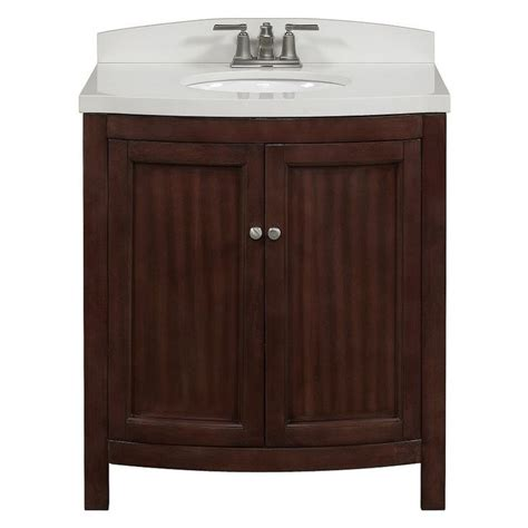 Allen And Roth Bathroom Vanity Tops by Allen Roth Moravia Undermount Bathroom Vanity With