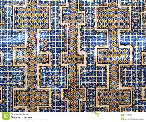traditional colonial house plans the casa de los azulejos wall stock photo image 51878855