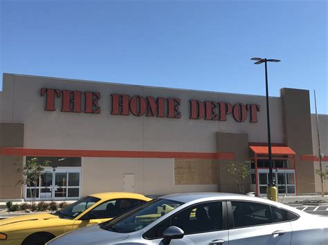 Home Depot Grand Opening Hammond La  Insured By Ross