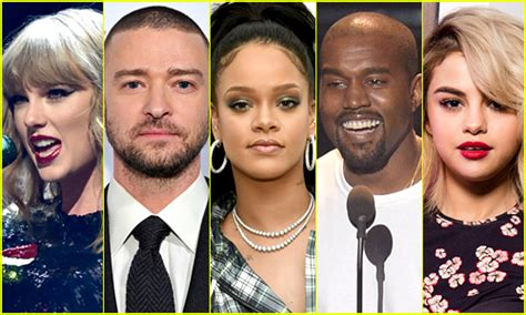 Who Was Just Jared's Most Popular Celebrity In 2017? Vote