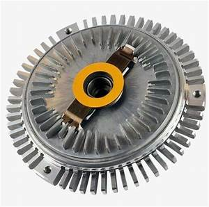 Engine Cooling Fan Clutch For Mercedes Benz W124 W126 260e