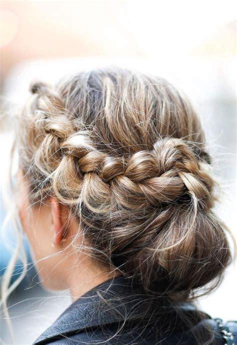 Best 25 Braided Buns Ideas On Pinterest How To Braid