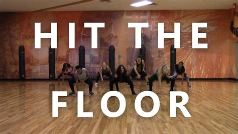 hit the floor twista zumba with cat quot hit the floor quot by twista feat pitbull youtube