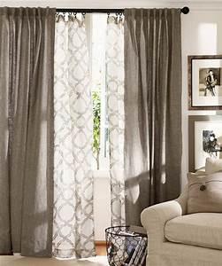 Ikea Rideau Blanc : les rideaux occultants les plus belles variantes en photos ~ Melissatoandfro.com Idées de Décoration