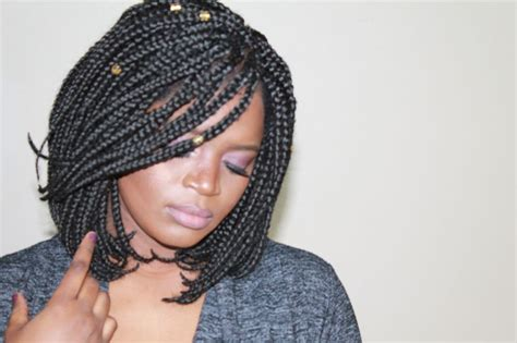 Best 25+ Thick Box Braids Ideas On Pinterest