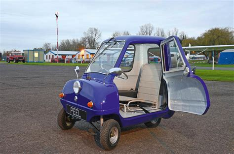 Worlds Smallest Car by New Peel P50 A Drive In The World S Smallest Car Autocar