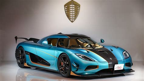 Koenigsegg Presents Limited Edition Agera Rsr. Only 3