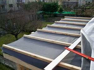 terrasse sur pilotis terrasse en bois comment With film sous terrasse bois
