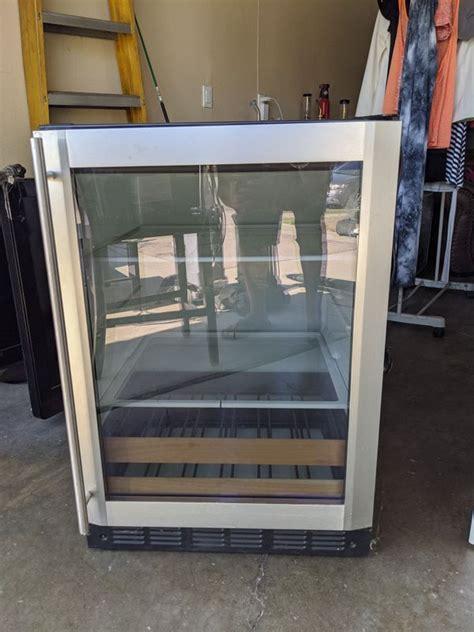 ge monogram wine refrigerator  sale  huntington beach