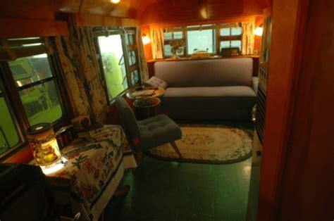 rare  camper   untouched interior