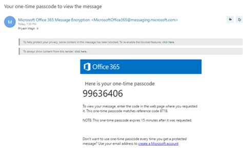 Office 365 Encryption by Email Encryption In Office 365 Microsoft Dynamics 365