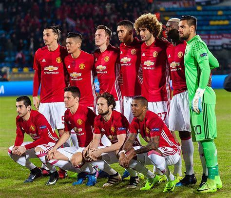 manchester united fc season wikipedia