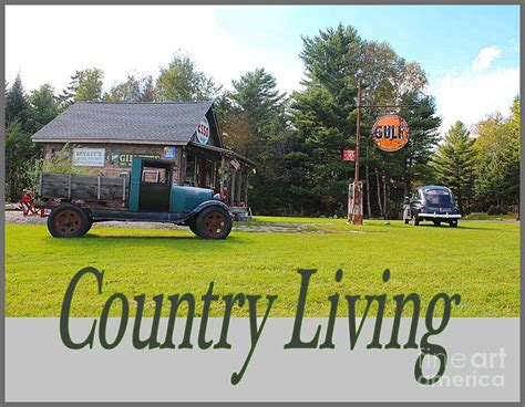 service countryliving country living photograph by joseph marquis