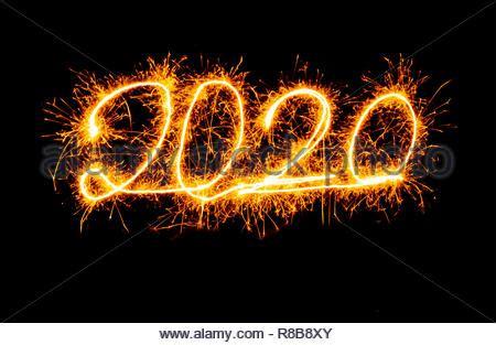 splendido splendente testo il 2020 calendario modello illustrazione vettoriale