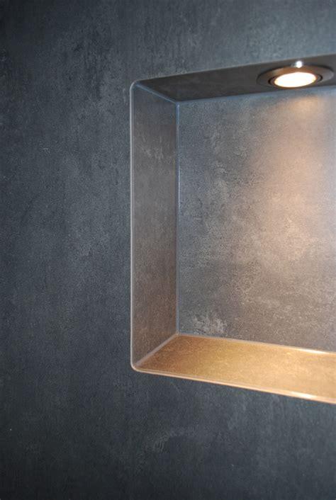 geflieste duschen ohne gefaelle mit grossen fliesen baqua