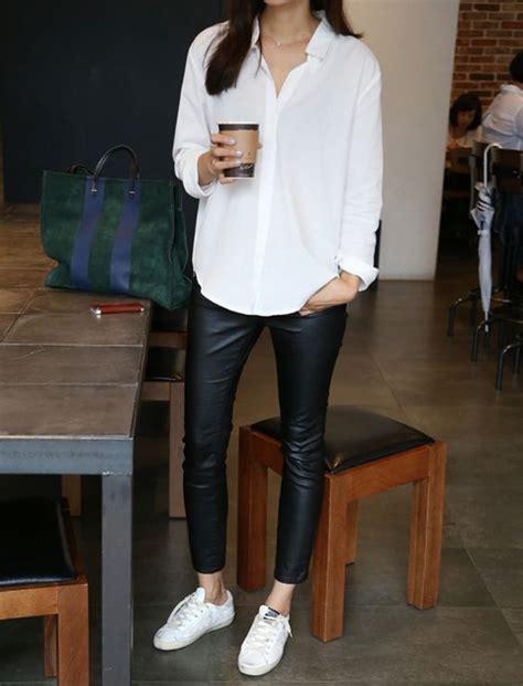 Outfits basicos con blusas blancas | Blusas blancas ...