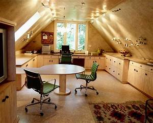 Attic, Space, Interior, Design, Ideas