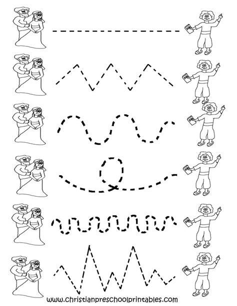 Preschool Tracing Worksheets  Toddler Worksheets  Pinterest  Creative, Search And Preschool