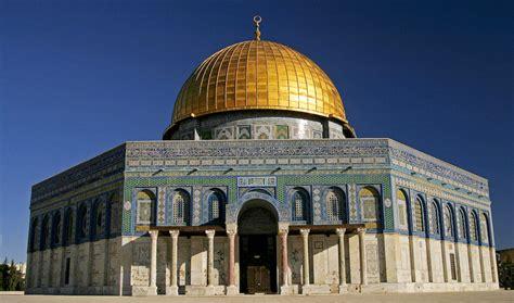 baitul maqdis kiblat pertama kaum muslimin oase muslim