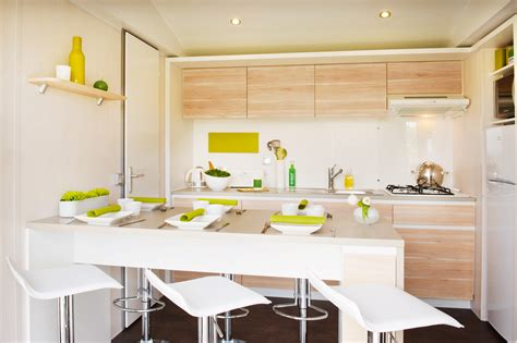 hygena cuisine 3d cuisine en kit avec ilot central