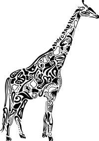 Giraffe tattoo designs - Page 4 - Tattooimages.biz