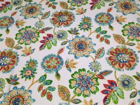 sunbrella indoor richloom daelyn abstract floral outdoor indoor
