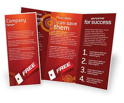 Free Word Templates For Brochures by Brochure Templates Free Http Webdesign14