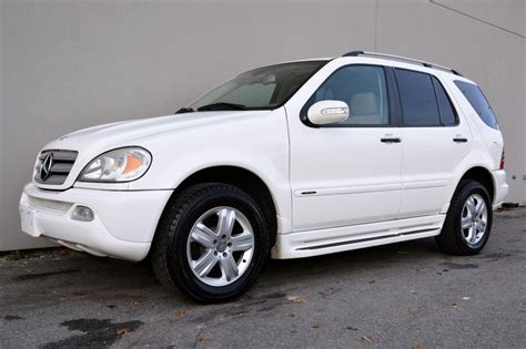 View photos, features and more. 2005 Alabaster White Mercedes-Benz ML350 4Matic - $9,980 - For Sale, Finance Lease or Buy SUV's ...