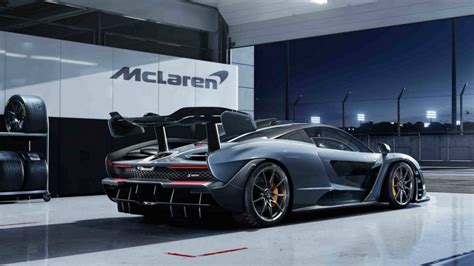 New Mclaren Senna Is A Lightweight Supercar With 800 Ps