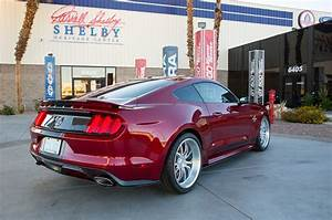 Shelby American 2015 Ford Mustang GT Super Snake Pushes out 750 HP