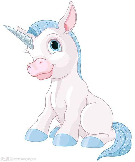 baby unicorn 卡通独角兽图片素材 图片id 939679 海洋生物 动物图片 图片素材 淘图网 taopic