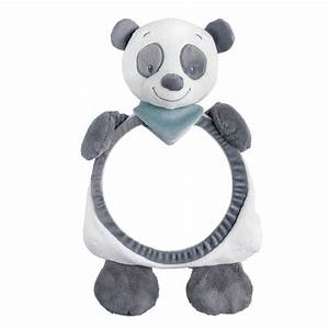 Miroir De Voiture Bébé : nattou miroir pour voiture loulou le panda made in b b ~ Louise-bijoux.com Idées de Décoration