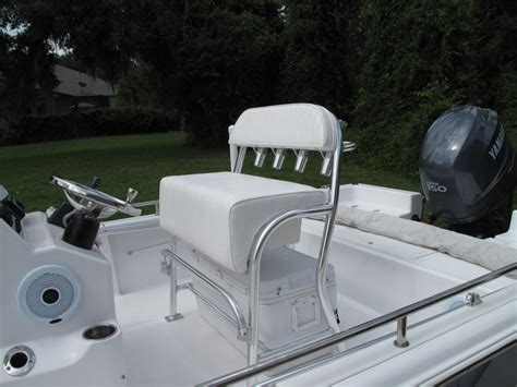 Hells Bay Boats Jobs by My New Leaning Post For My Tidewater 21 Bay Boat The